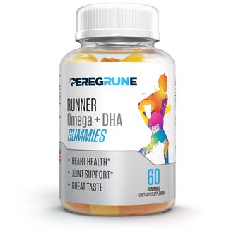 PEREGRUNE Runner Omega 3/6/9 Gummy