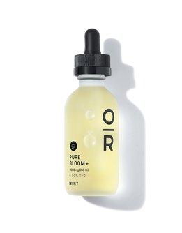 Pure Bloom+ Mint   Broad Spectrum 2,000mg CBD Oil