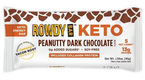 Peanutty Dark Chocolate Bar