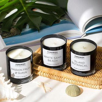 Pacific Islands: Tropical Candle Getaway Candle Gift Set