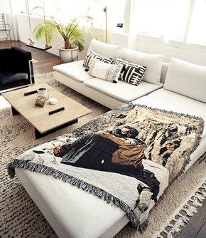 Custom Photo Blankets & Throws