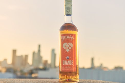 GREENBAR Orange Liqueur