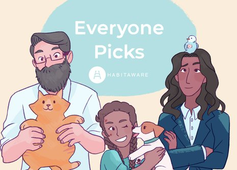 HabitAware 'Everyone Picks' Children's Book