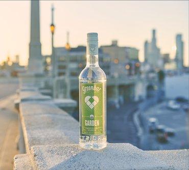 GREENBAR Garden Vodka