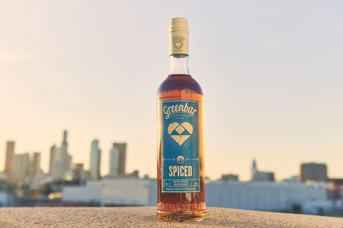 GREENBAR Spiced Rum