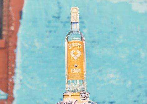 GREENBAR Lemon Vodka