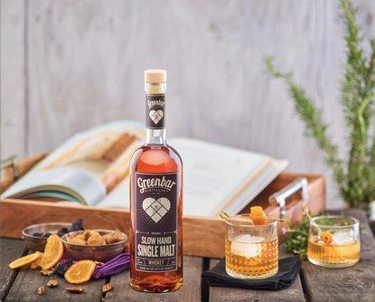GREENBAR Single Malt Whiskey