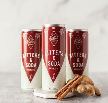 Aromatic Bitters & Soda