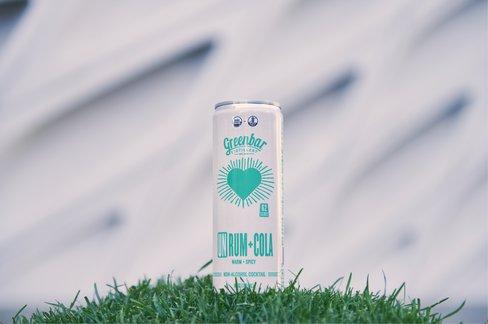 UnRum+Cola Highball