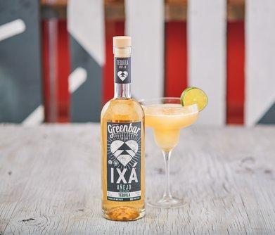 GREENBAR Añejo Tequila