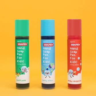 SoaPen - Hand Soap Pen For Kids