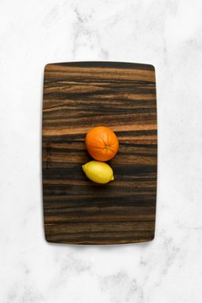Stella Falone | Reversible Large Cutting Board