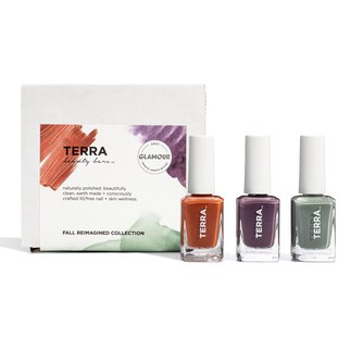 Terra Fall Reimagined 2021 Clean Nail Kit Collection