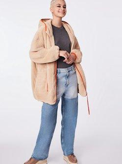 Unreal Sherpa Fleece Jacket