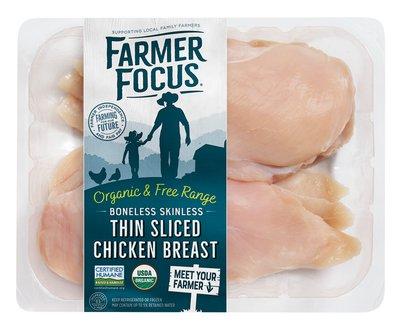 Thin Sliced Chicken Breast