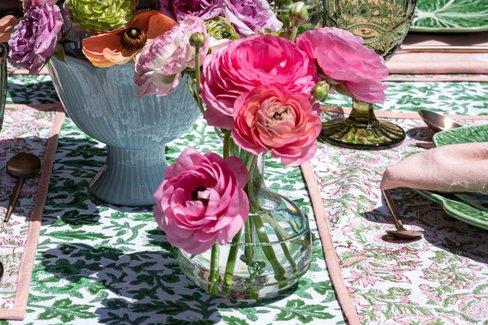 Garden Party Vases (Set of 4)