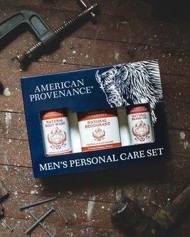 Men's Natural Grooming Gift Sets