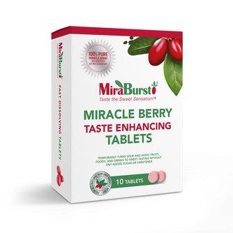 MiraBurst Miracle Berry Tablets