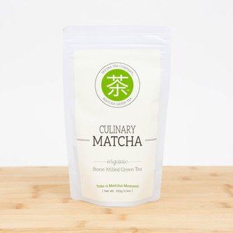 100g Organic Culinary Mizuba Matcha