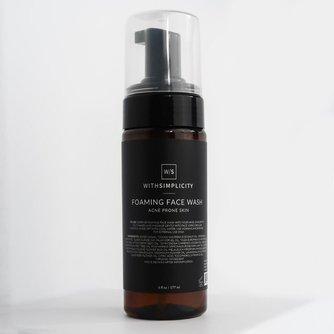 Foaming Acne Prone Face Wash