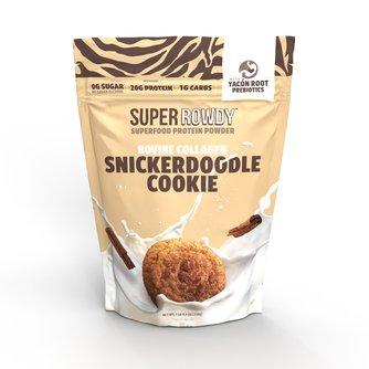 Super Rowdy Snickerdoodle Collagen Protein Powder