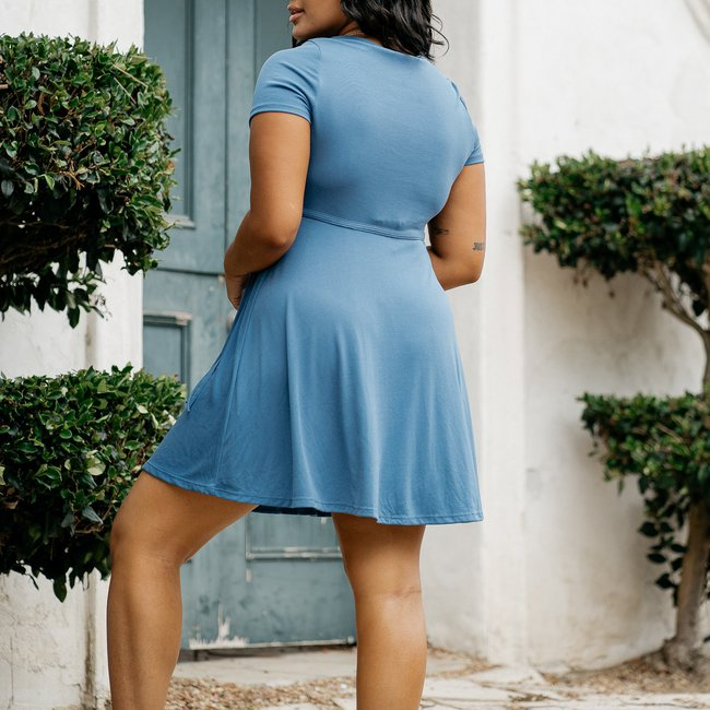 Grace Dress - Back