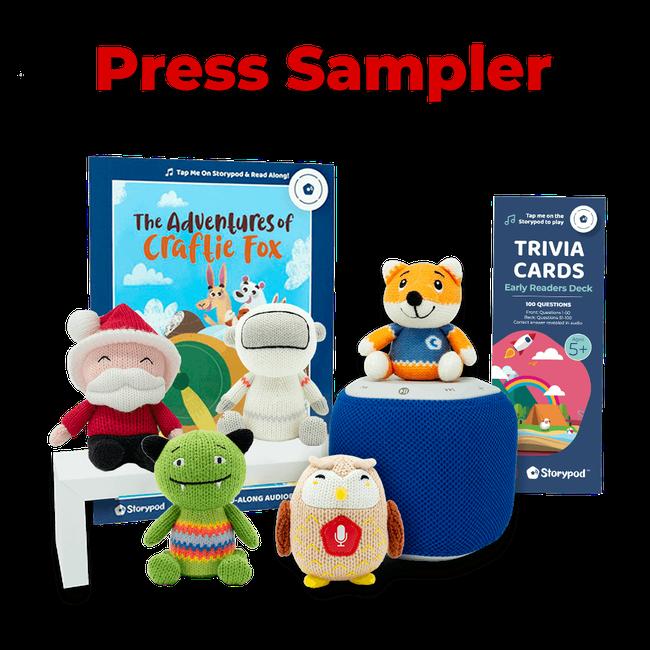 Press Sampler
