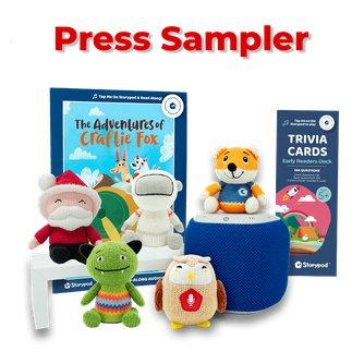 *Storypod Exclusive Press Sampler*