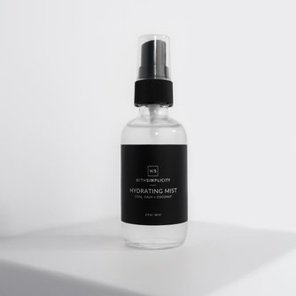 Hydrating Mist - Cool, Calm + Coconut
