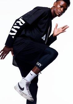 JUMP SHOT TIGHT | BLACK CAMO