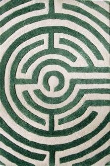 Lucca Maze Rug