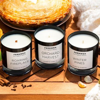 New England: Winter Adventure Candle Gift Set