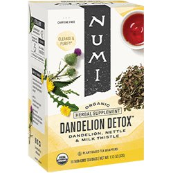 Dandelion Detox