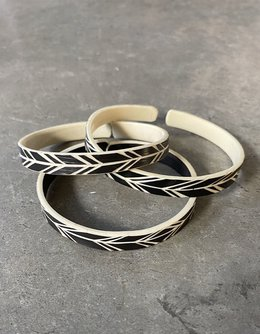 Himba Feather Bracelet