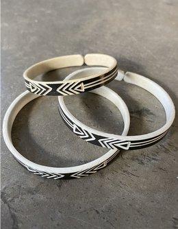 Himba Geometric Bracelet