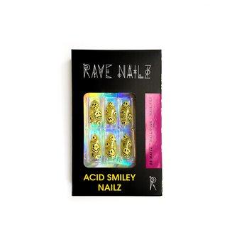Acid Smiley Nailz