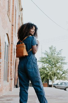 Pepper Convertible Backpack and Crossbody Bag