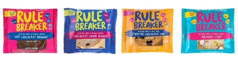 Rule Breaker Snacks Brownies & Blondies