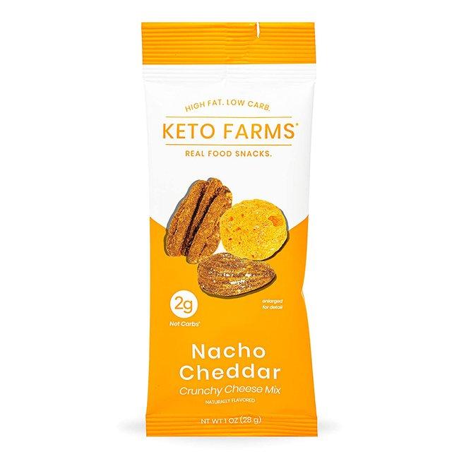 Keto Farms Nacho Cheddar
