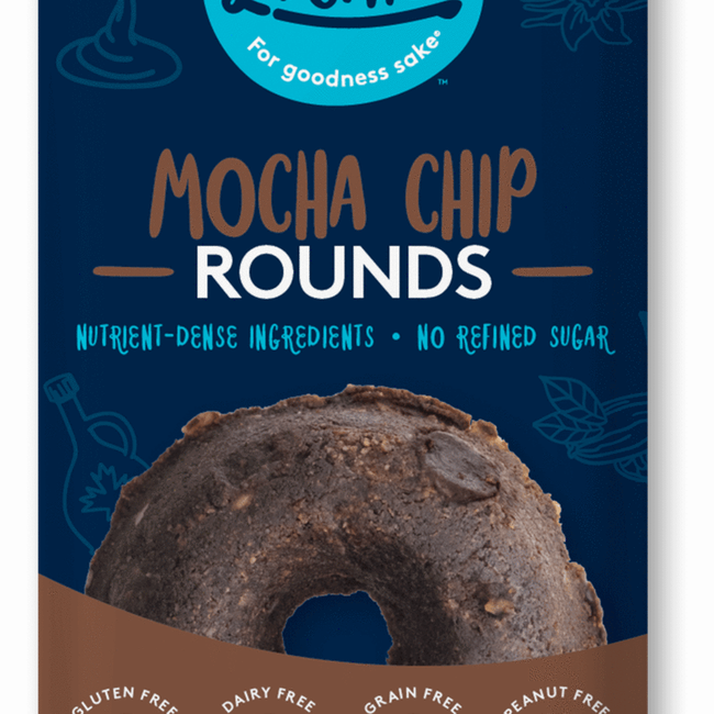 Mocha Chip Rounds