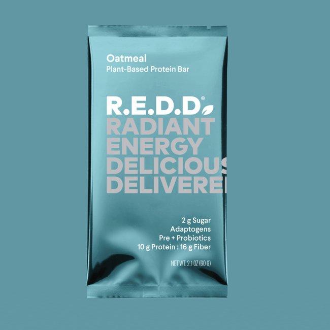 R.E.D.D. Oatmeal Plant-Based Protein Bar