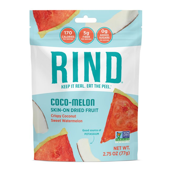 RIND SNACKS™ COCO-MELON