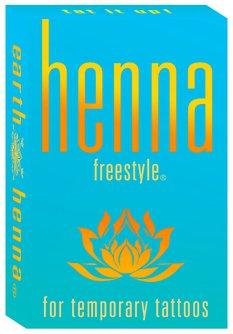 Earth Henna Freestyle Kit