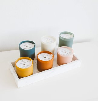 Dignity Series Soy Candle