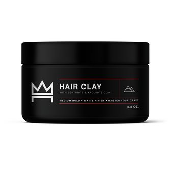 Hair Clay - 2.8oz