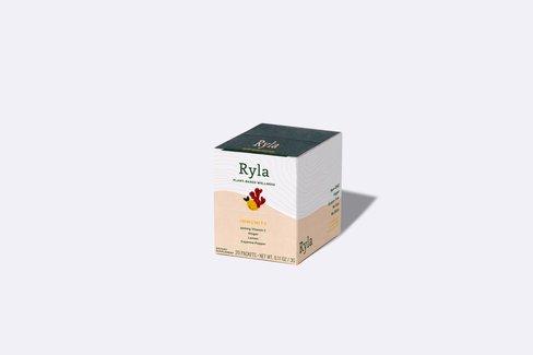 Ryla Ginger Lemon Cayenne Pepper Shot