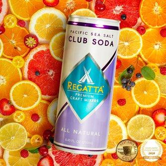Pacific Sea Salt Club Soda