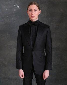 Black Three Piece Tuxedo