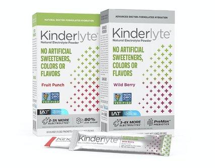 Kinderlyte Original Electrolyte Powder
