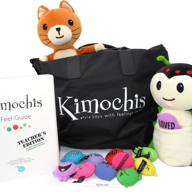 Kimochis Grades 1-5 Educator's Tool Kit